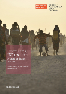 Revitalising IDP Research